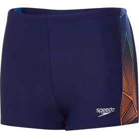 speedo Star Kick Logo Panel Bathing Trunk Children blue